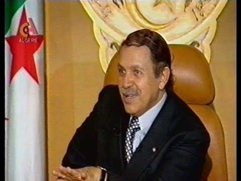 Interview accordée par Bouteflika à la Télévision égyptienne en 1999 (2/2) بوتفليقة