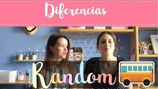 Diferencias entre Estados Unidos y España: Cosas Random