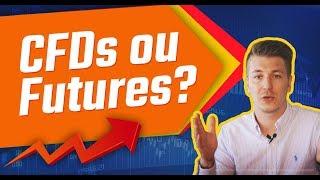 Faut il trader les CFD ou les futures ?