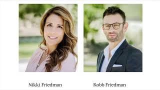 Robb & Nikki Friedman : Calabasas Real Estate Agent