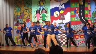 Mott Hall 1 6th Grade NDI show - Compass