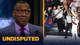 Download Damian Lillard was 'spectacular' dropping 50 & the series-winner — Shannon Sharpe | NBA | UNDISPUTED Mp3 and Videos