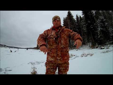 видео: О плюсах и минусах некоторых зимних рыболовных костюмов