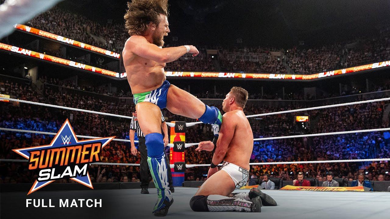 FULL MATCH: Daniel Bryan vs. The Miz: SummerSlam 2018
