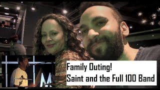 FAMILY OUTING | Saint and the Full 100 Band