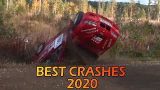 BEST RALLY CRASHES 2020 [YL!VAA Media]