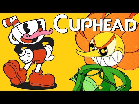 HOW ANGRY CAN ONE MAN GET? | Cuphead - Part 1