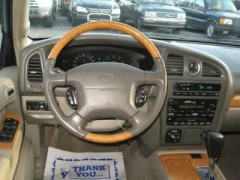 2001 INFINITI QX4 - YouTube