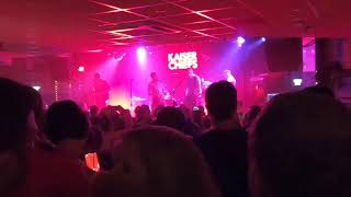 Kaiser Chiefs LIVE at The Brudenell Social Club, for the #39Duck#39 Album Launch - 28 July, 2019