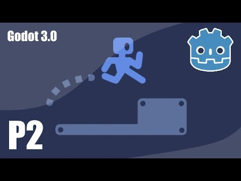 Godot 3 - Platformer Game Tutorial P2 - Tiles and Animated Sprites