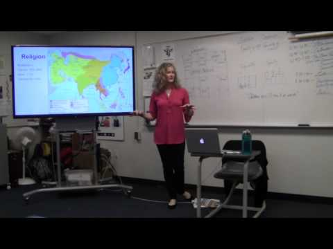 AP Comparative Government and Politics: China Introductory Lecture