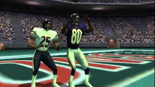 Brett Favre | NFL Quarterback Club 2000 Intro N64
