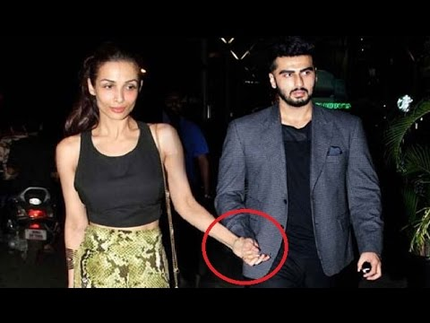 Arjun Kapoor And Malaika Arora Khan Affair - Caught Together Late Night!