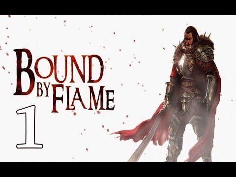 """BOUND BY FLAME   Let's Play en Español   Capitulo 1 """"El fuego se combate con fuego"""""""