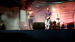 Teman Pengganti - Black Ft Zaim  Special Rapper  Live At Concert Usahawan Pulau