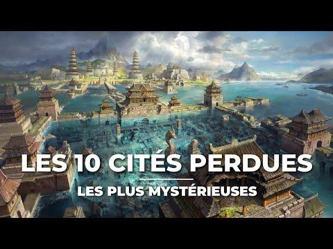 LES 10 CITÉS PERDUES LES PLUS MYSTÉRIEUSES