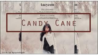Taeyeon - Candy Cane (Indo Lirik)