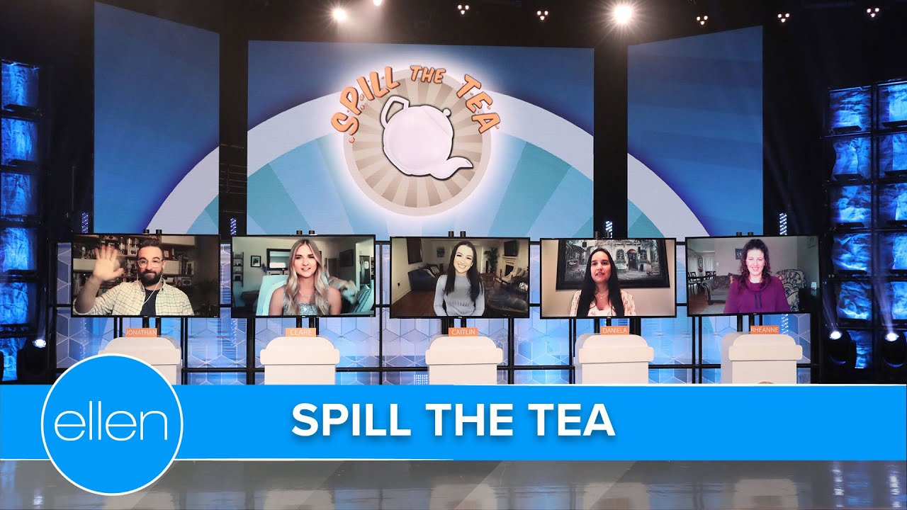 Deli Meat Slaps, Cheating Exes, and a Nose Recorder in 'Spill the Tea'