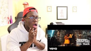 REACTING TO A DISS TRACK ON THE SIDEMEN (KSI WON