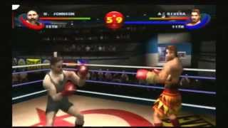 PS2: Ready To Rumble 2 Arcade Mode: (Micheal Jackson is in the Game)