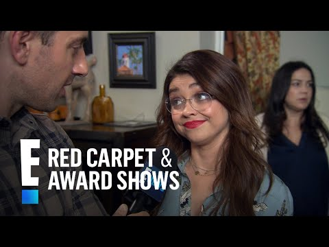 Sarah Hyland Defends Calling Haley Dunphy BiCurious  E! Live from the Red Carpet
