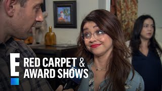 Sarah Hyland Defends Calling Haley Dunphy Bi-Curious | E! Red Carpet & Award Shows
