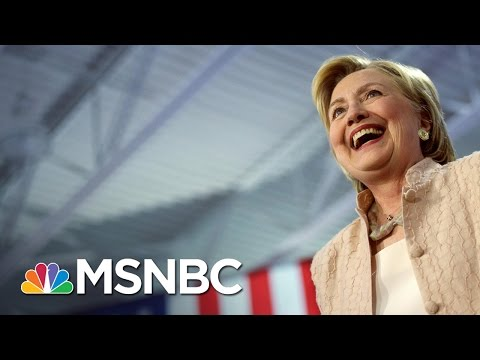Hillary Clinton Ahead In Electoral College Votes | MSNBC