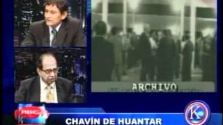 RAÚL WIENER: 15 AÑOS DE OPERACIÓN CHAVÍN DE HUANTAR - ALEXANDRO SACO 23-04-12