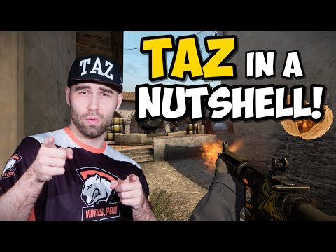 TAZ in a NUTSHELL! (Funny Moments,Highlights and more)