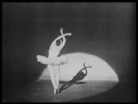 Ο θάνατος του κύκνου - Yvette Chauviré