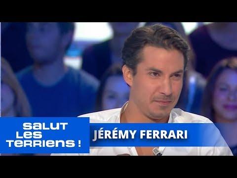 """Jérémy Ferrari """" Je continuerai de dénoncer ce qui me semble injuste """" - Salut les Terriens"""