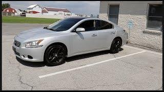 2014 Nissan Maxima TEST Drive & Revew