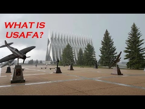 Inside Look at The Air Force Academy