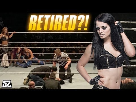"""PAIGE FORCED TO RETIRE?! WWE DOCTORS SAY SHE IS """"DONE"""""""