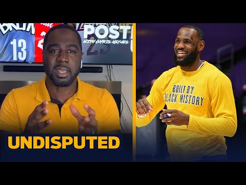 Chris Hayne's on LeBron's Lakers reported interest in acquiring Andre Drummond | NBA | UNDISPUTED
