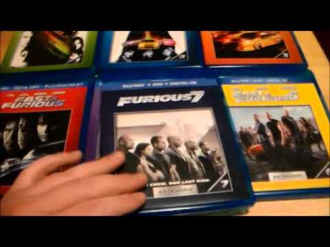 FURIOUS 7 Unboxing