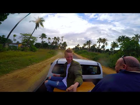 CRUISING IN MOZAMBIQUE