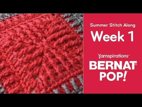 Crochet Summer Stitch Along: Week 1