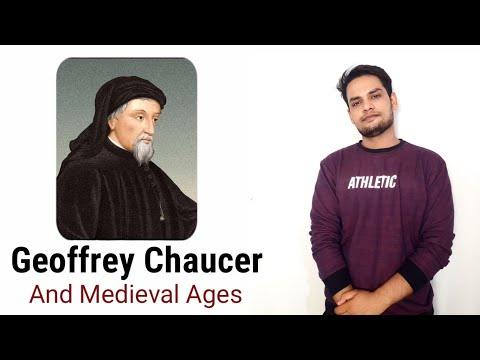 Geoffrey Chaucer In Hindi