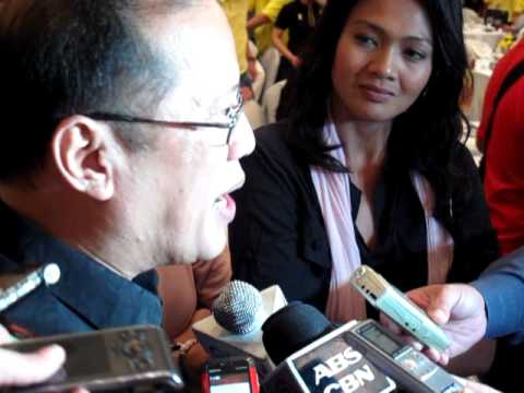 Sen. Noynoy Aquino on Serge Osmeña