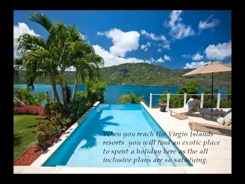 Perfect Accommodation at US Virgin Islands All Inclusive Vacation