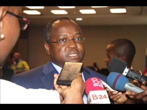 The Radio Côte d'Ivoire's report on the Afrique One-ASPIRE launch
