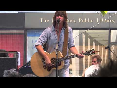 """""""The New Kid"""" - Old 97's - Americana Fest - Lincoln Center - Aug 9 2014"""