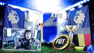 150 BPL UPGRADE PACKS!!! 4 INSANE TOTS PACKED!! FIFA 18