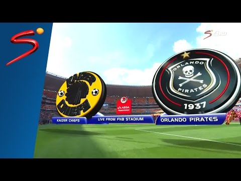 Absa Premiership 2016/17: Kaizer Chiefs vs Orlando Pirates