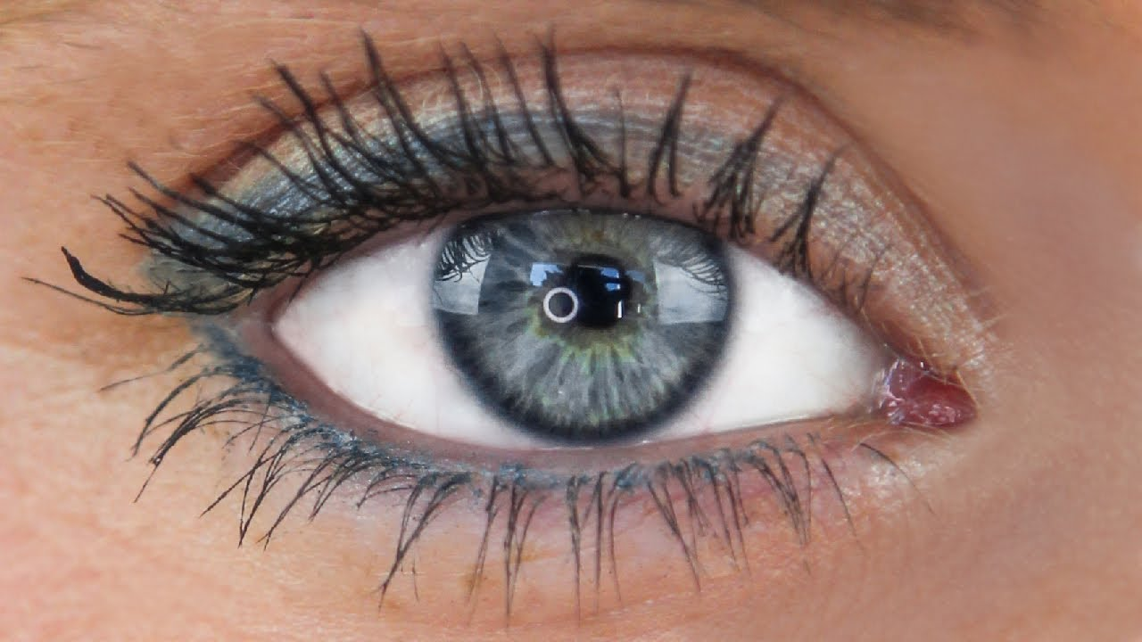 Selten graue augen Was Augenfarben