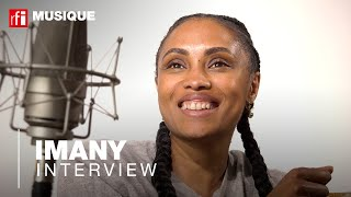 Imany, une artiste, un album