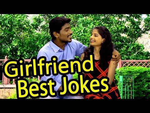 Girlfriend's Best Jokes Collection | गर्लफ्रेंड ची कॉमेडी | Mazedar Comedy | Marathi Joke Jukebox