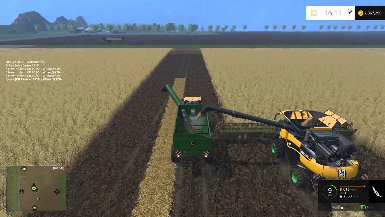 Farming Simulator 15 PC Texas Map Episode 38