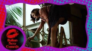 Repeat youtube video Malizia - Angela sulla scala - Legs on the ladder